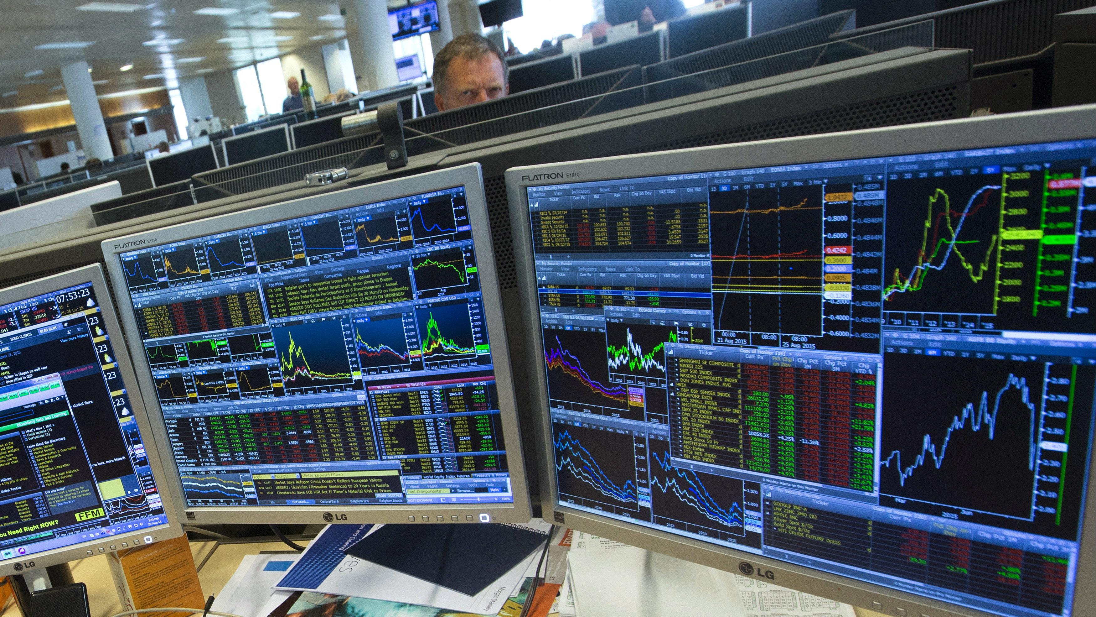 Seth Golden trades volatility ETFs like $XIV and $SVXY for a living