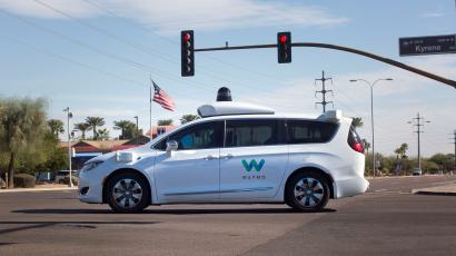 Alphabet's Waymo (GOOGL) is readying a ride-hailing service