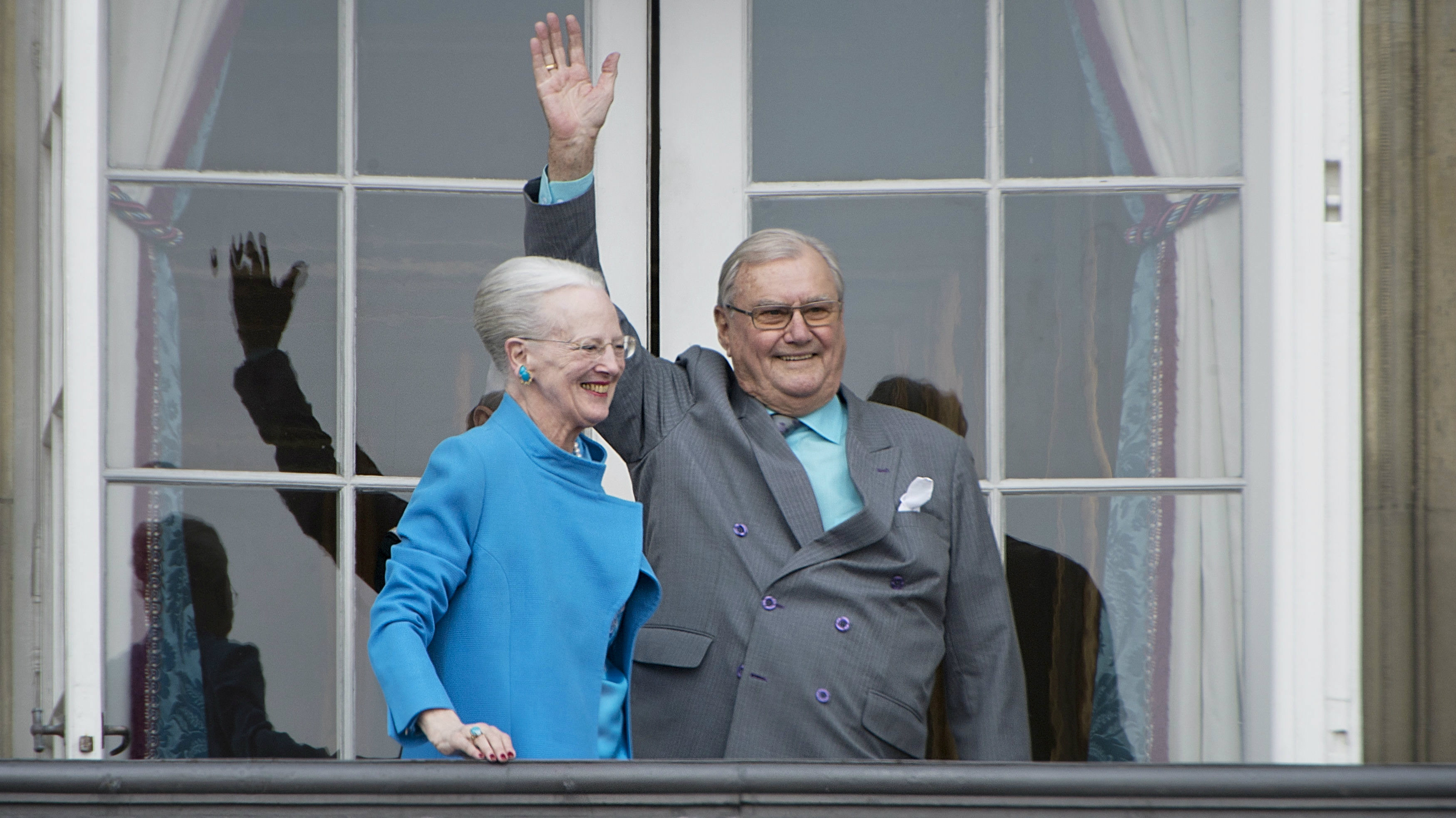 why prince henrik not called king1