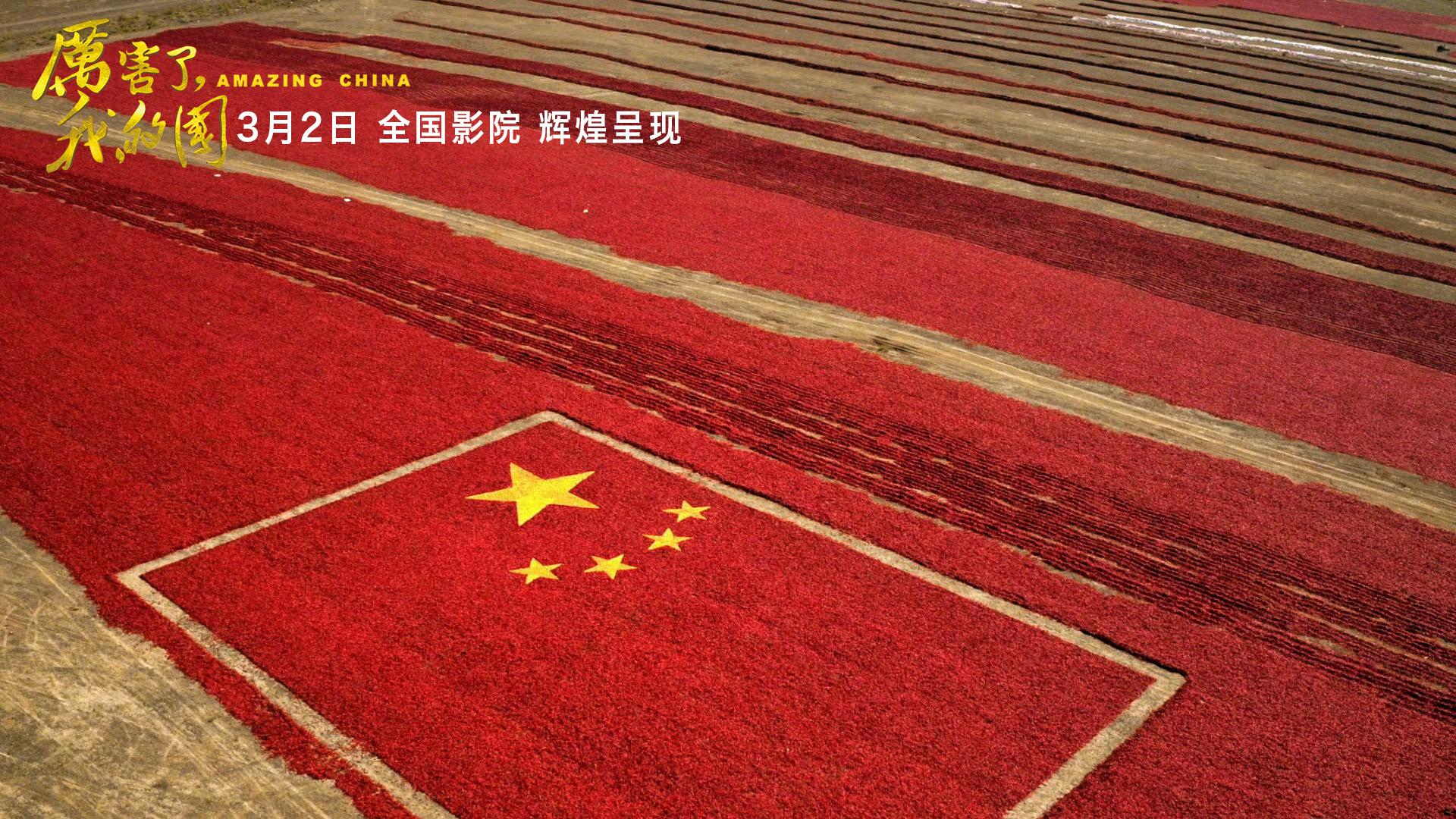 Amazing China poster