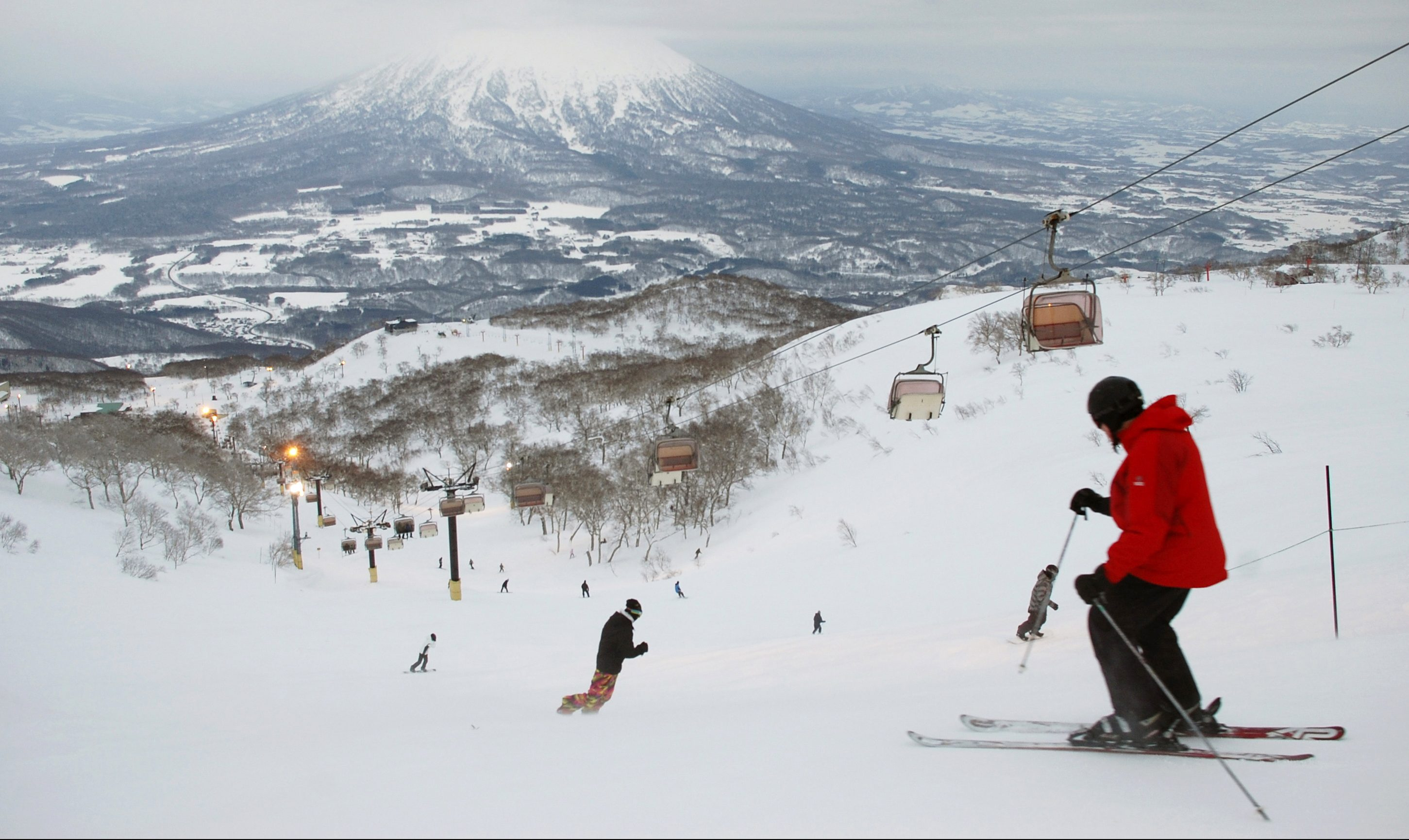 foreigners enchanted with japan's perfect powder are changing the