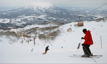 a0ff4fffcdb5 Foreigners enchanted with Japan s perfect powder are changing the face of  its ski towns