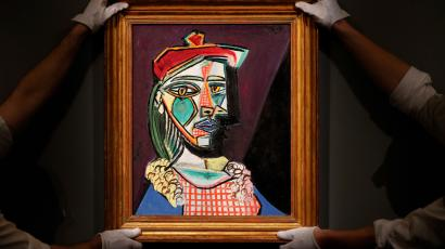 Global Art Market Report shows Africa still only sees a fraction of sales