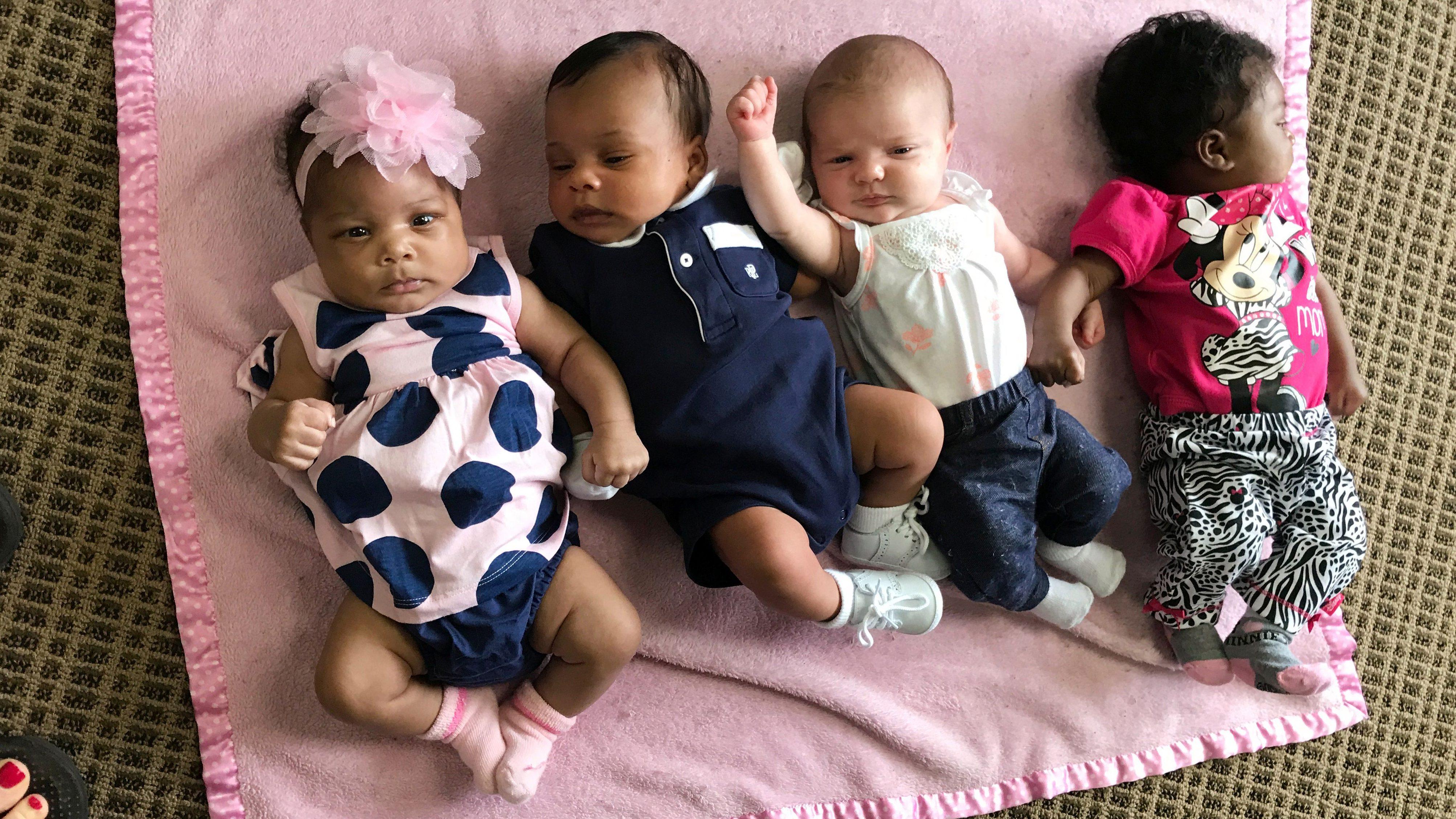 Gender-neutral baby names: America's gender-fluid future, in 100