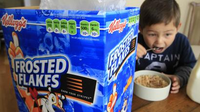 A powerful food lobby gets shaken to the core.