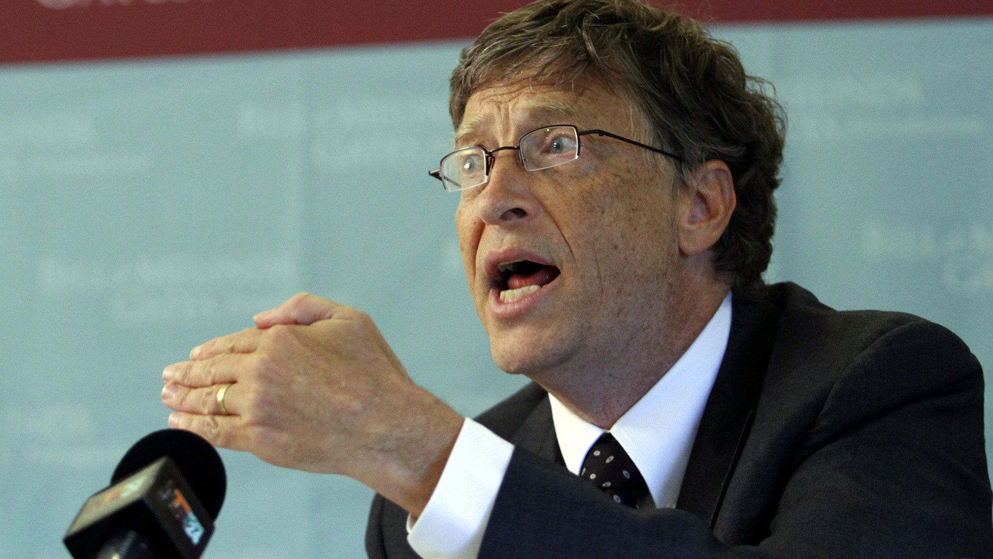 Bill Gates speech in Nigeria criticizes Nigerian government