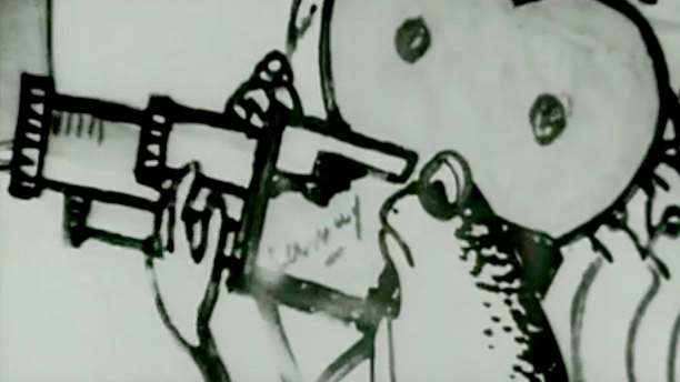 Watch one of the earliest African animated films, created by the father of African animation