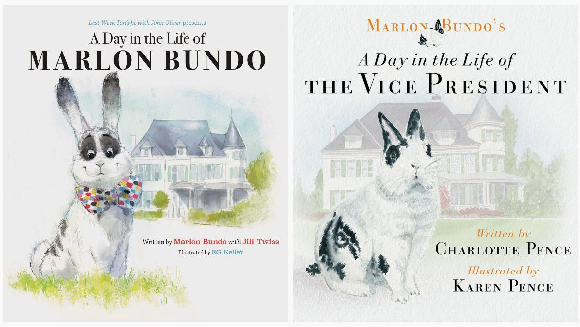 Marlon Bundo covers