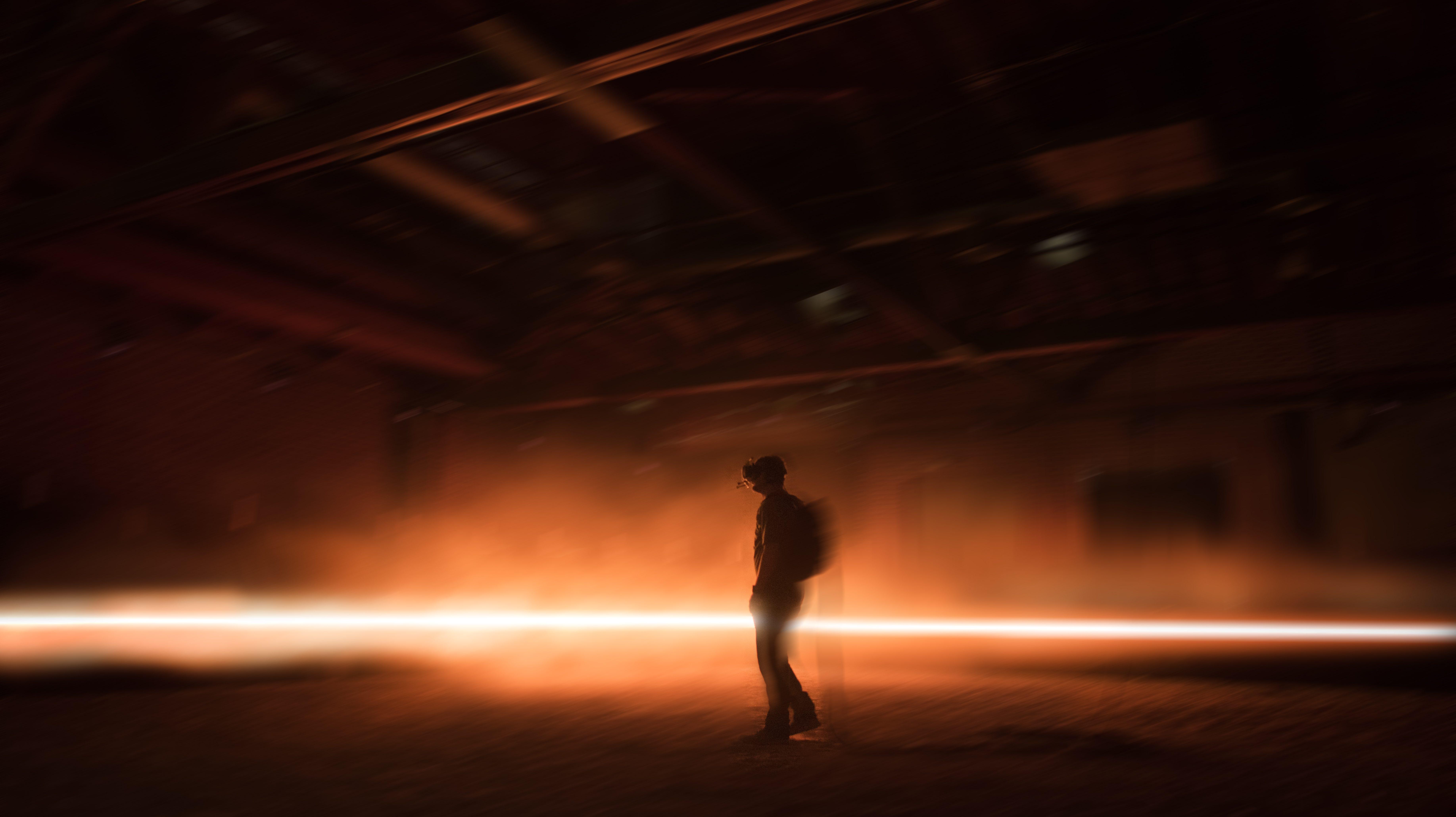 CARNE y ARENA, a virtual reality installation by González Iñárritu