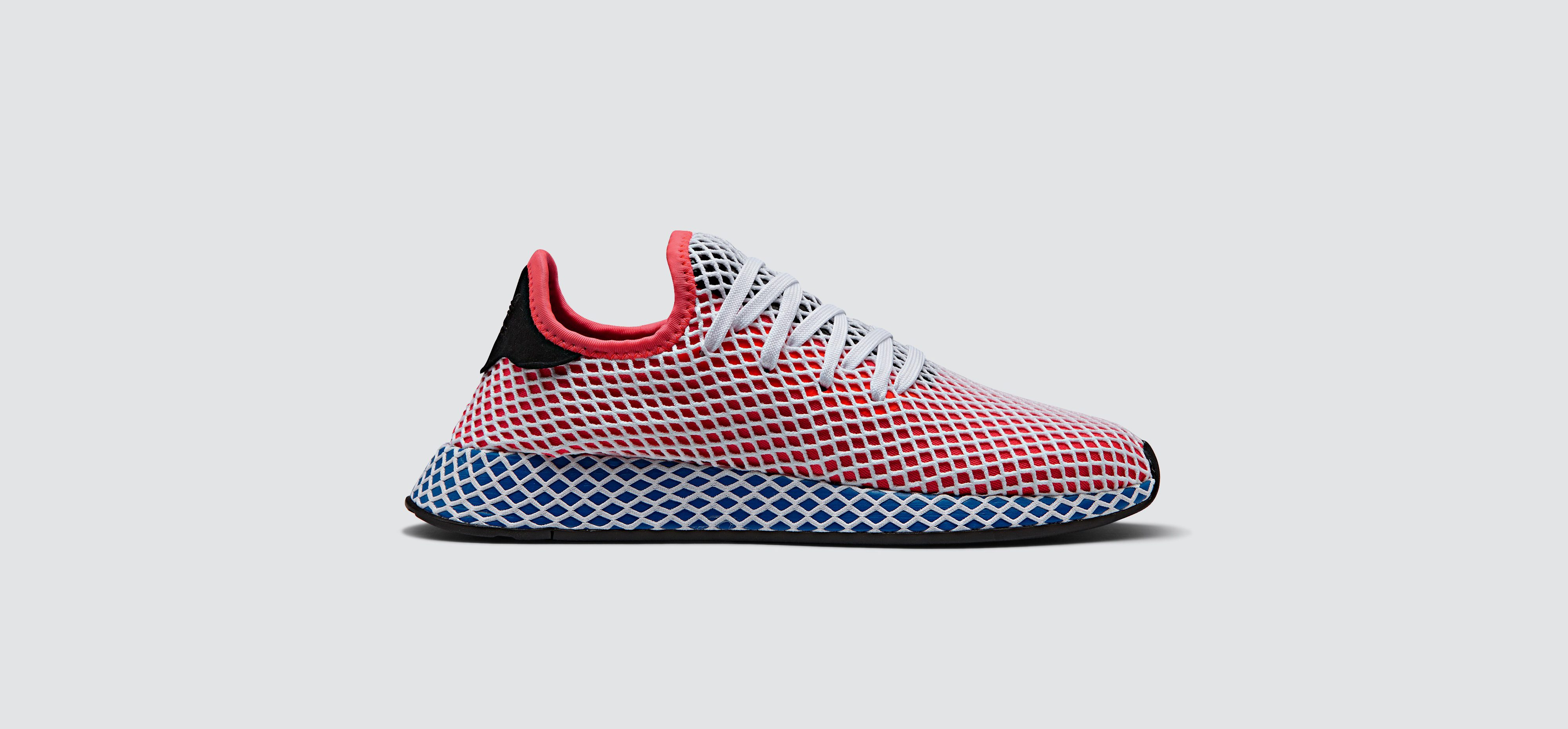 82bf95e1572d Instagram sneaker style  Adidas Deerupt was designed for the