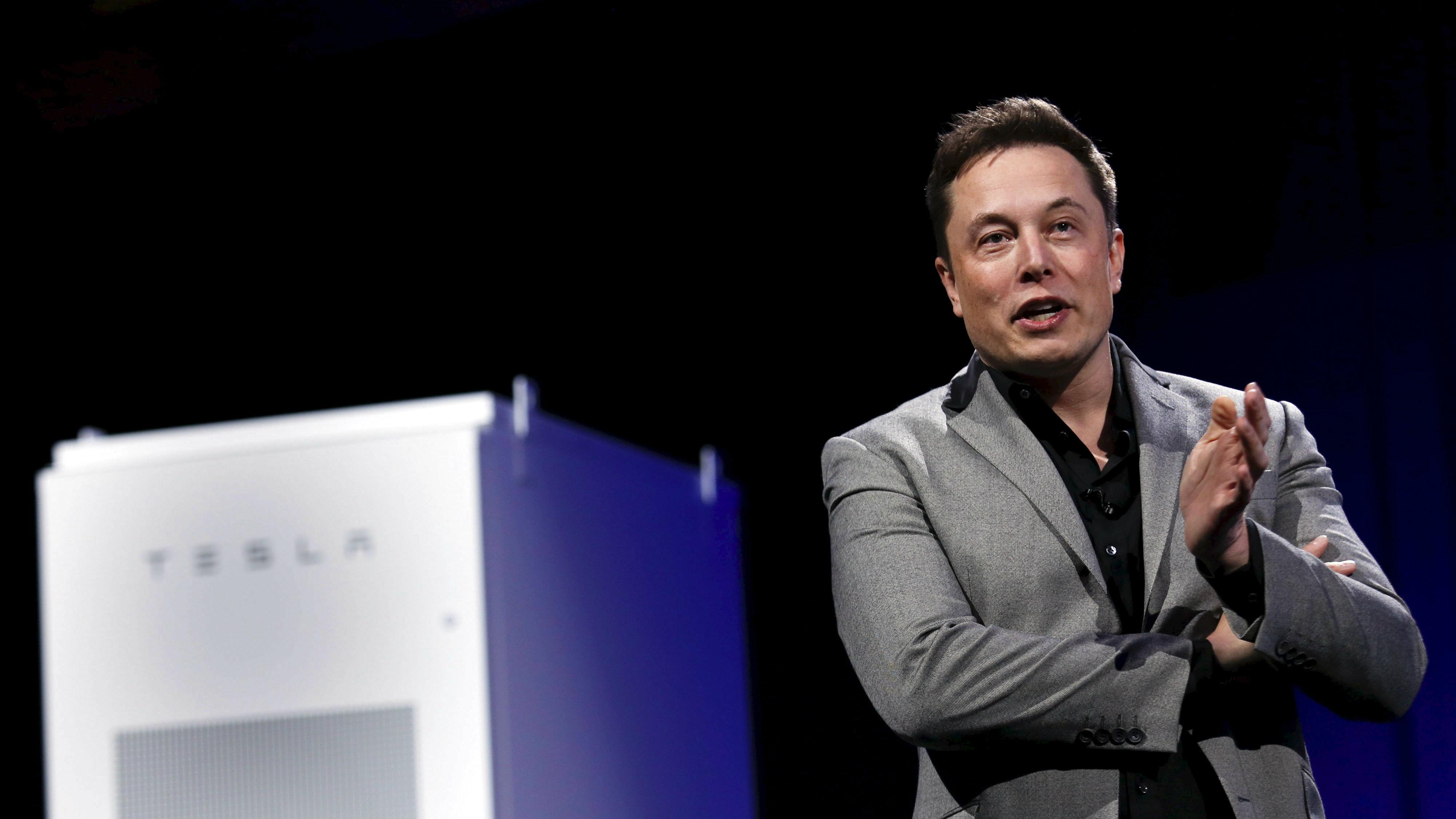 DATE IMPORTED:May 01, 2015Tesla Motors CEO Elon Musk