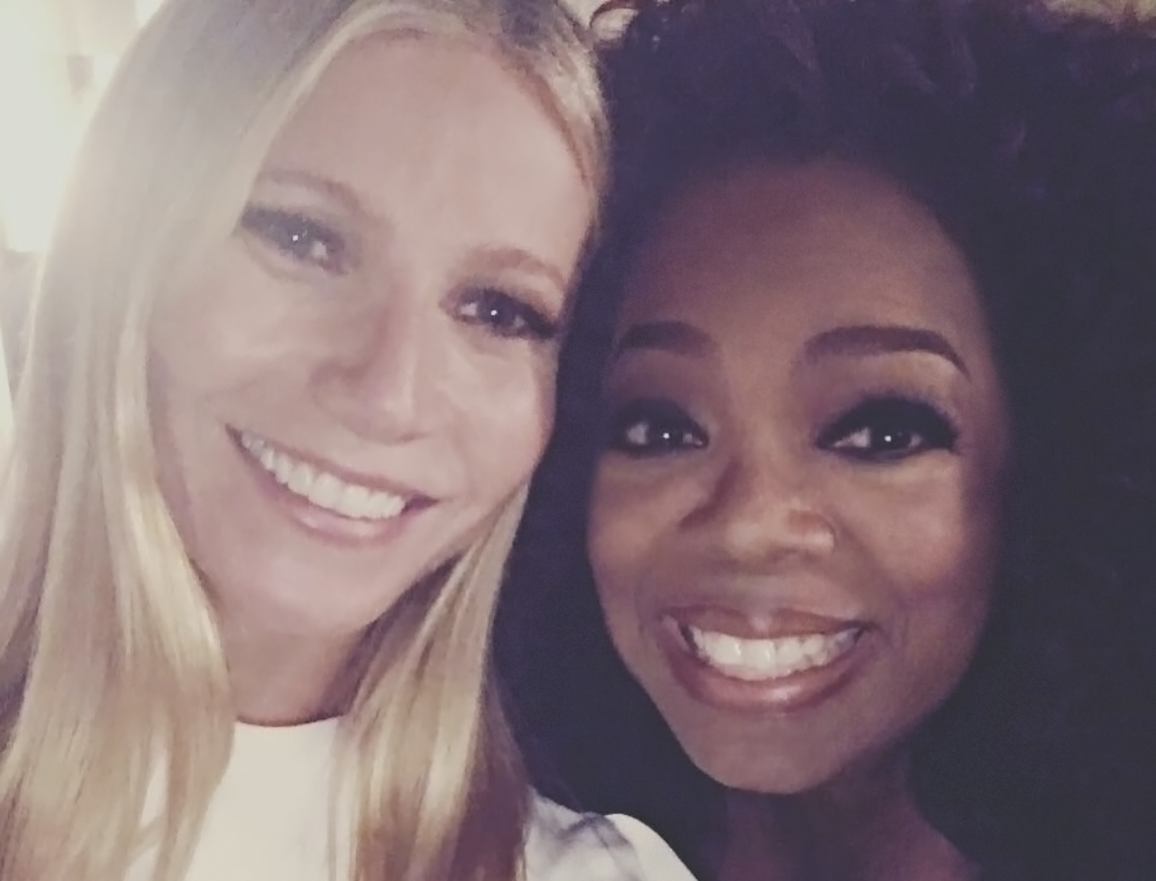 Oprah Winfreys Interview With Gwyneth Paltrow Delves Into