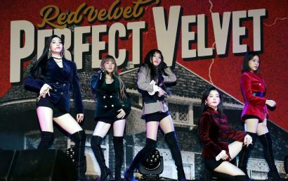 The K-pop acts performing in North Korea this weekend: Red Velvet