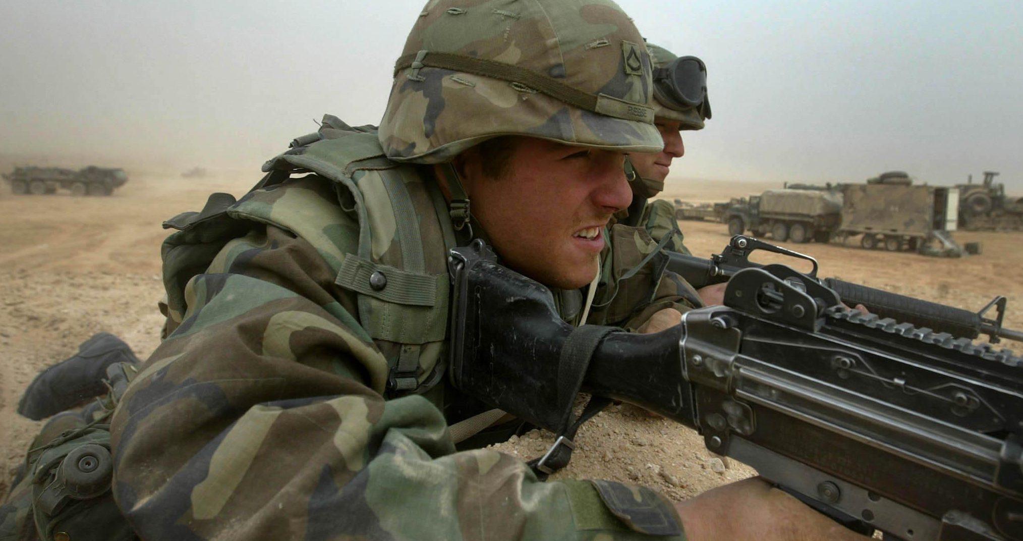 Iraq invasion 10 year anniversary - Photos - Iraq War 10