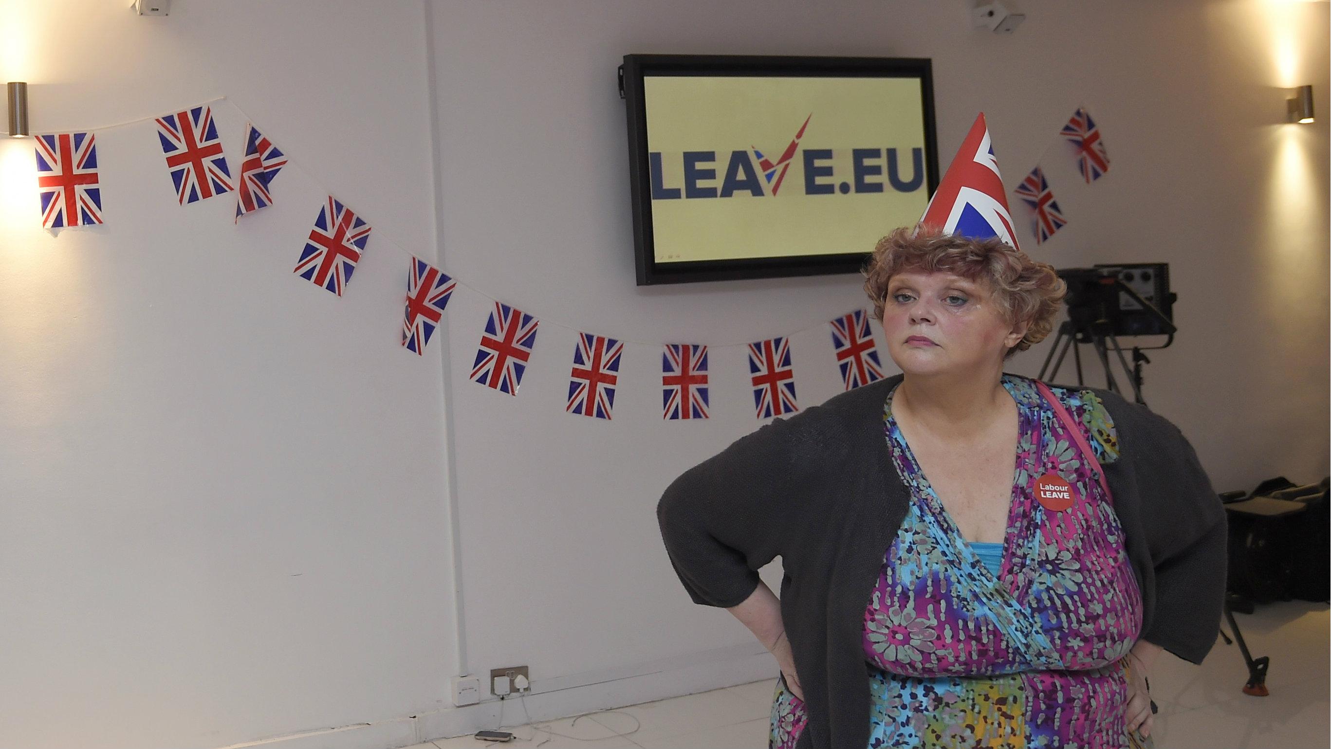 Leave.Eu campaign cambridge analytica