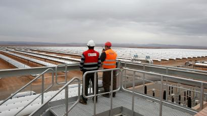 Solar power plans for Africa face hurdles, say investors