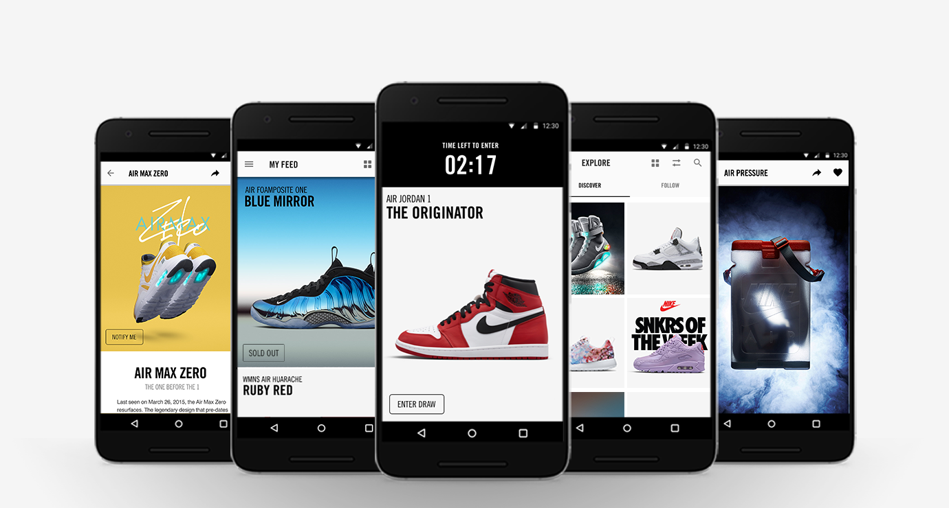Noroeste Cuidar Torneado  Nike is expanding its direct-to-consumer digital business and acquired  Zodiac, an analytics firm — Quartz