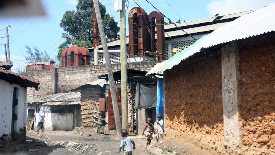 Owino Uhuru smelter 1