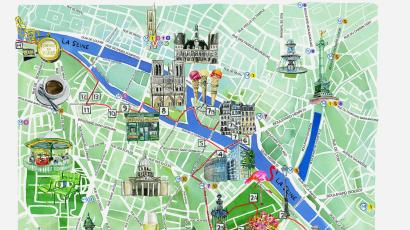 Traveling to Paris: How to plan a trip like a local — Quartzy on