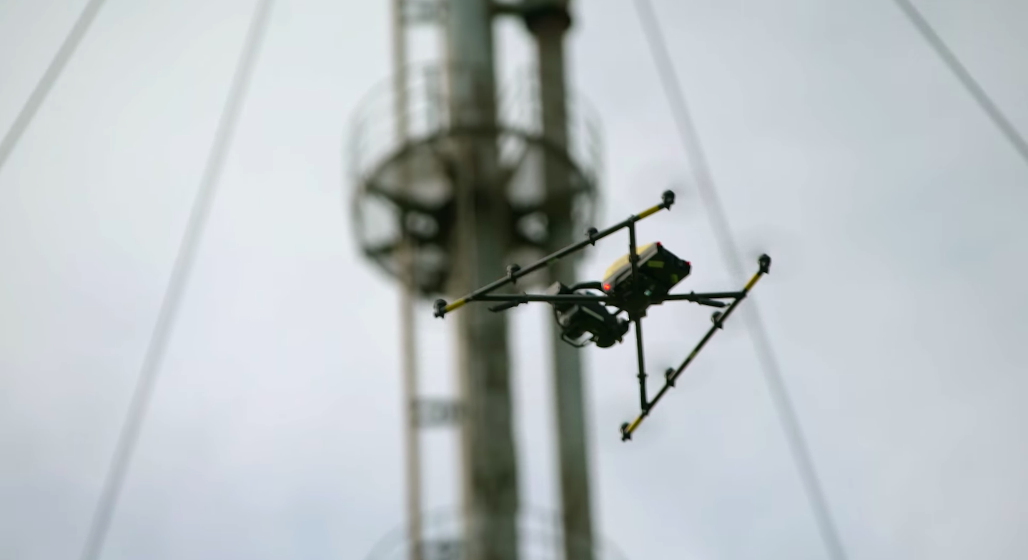 For oil and gas companies, drones offer safe, cost-saving
