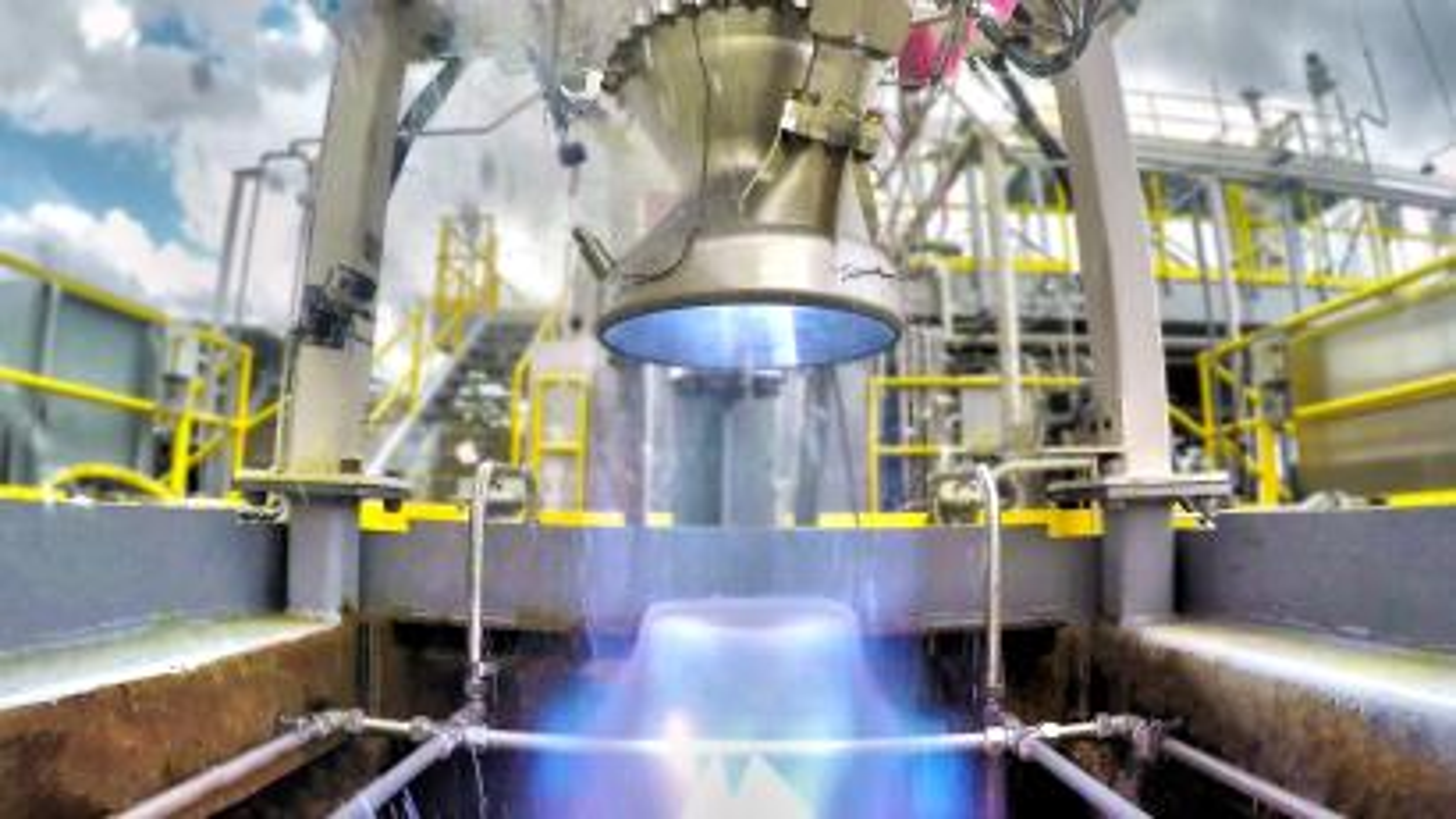 Relativity's engine at work.