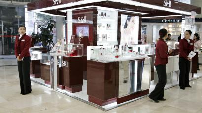 SK-II, one of the top prestige Japanese beauty brands, is hot in China.
