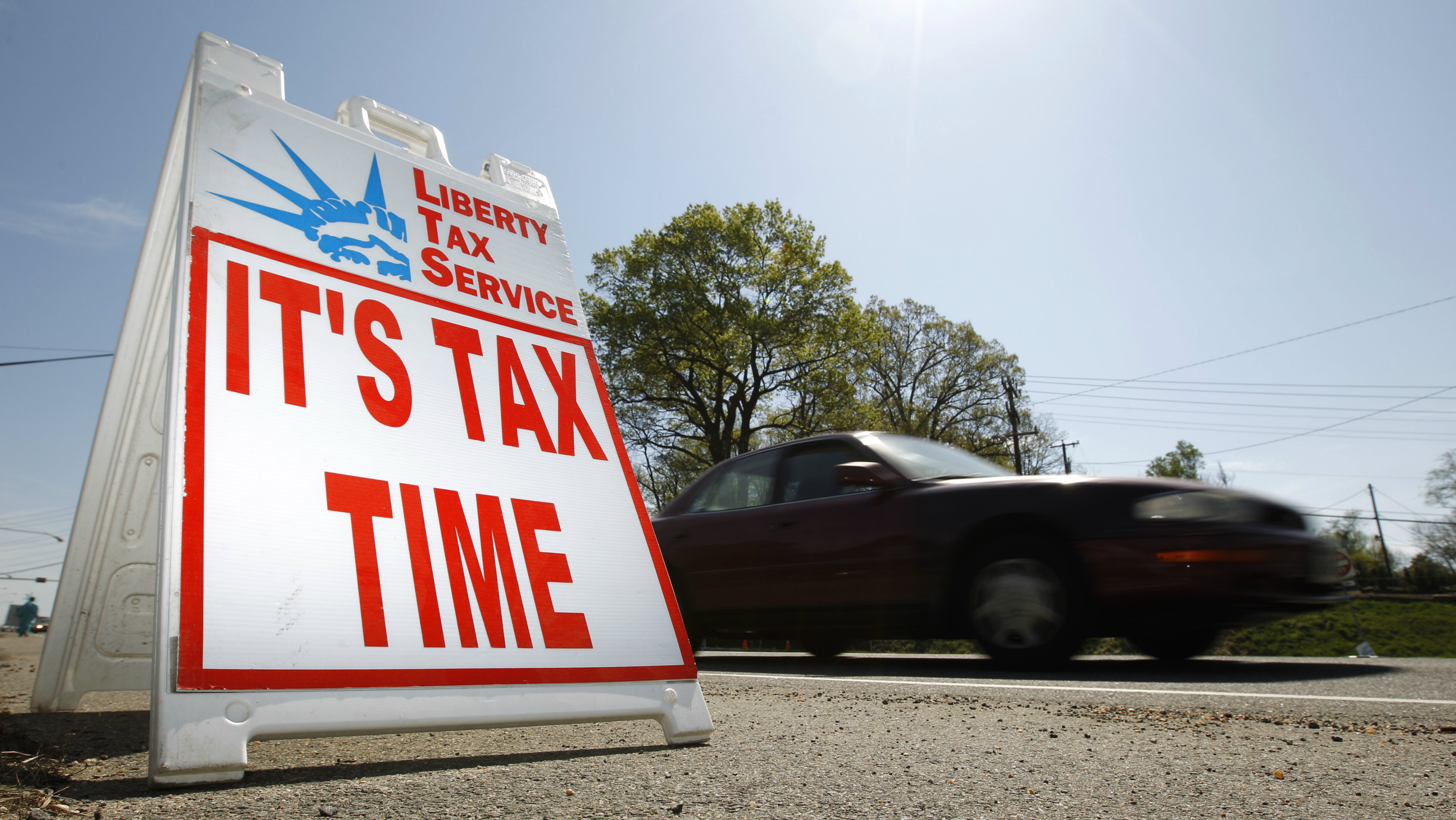 The tax deadline for 2018 is April 17