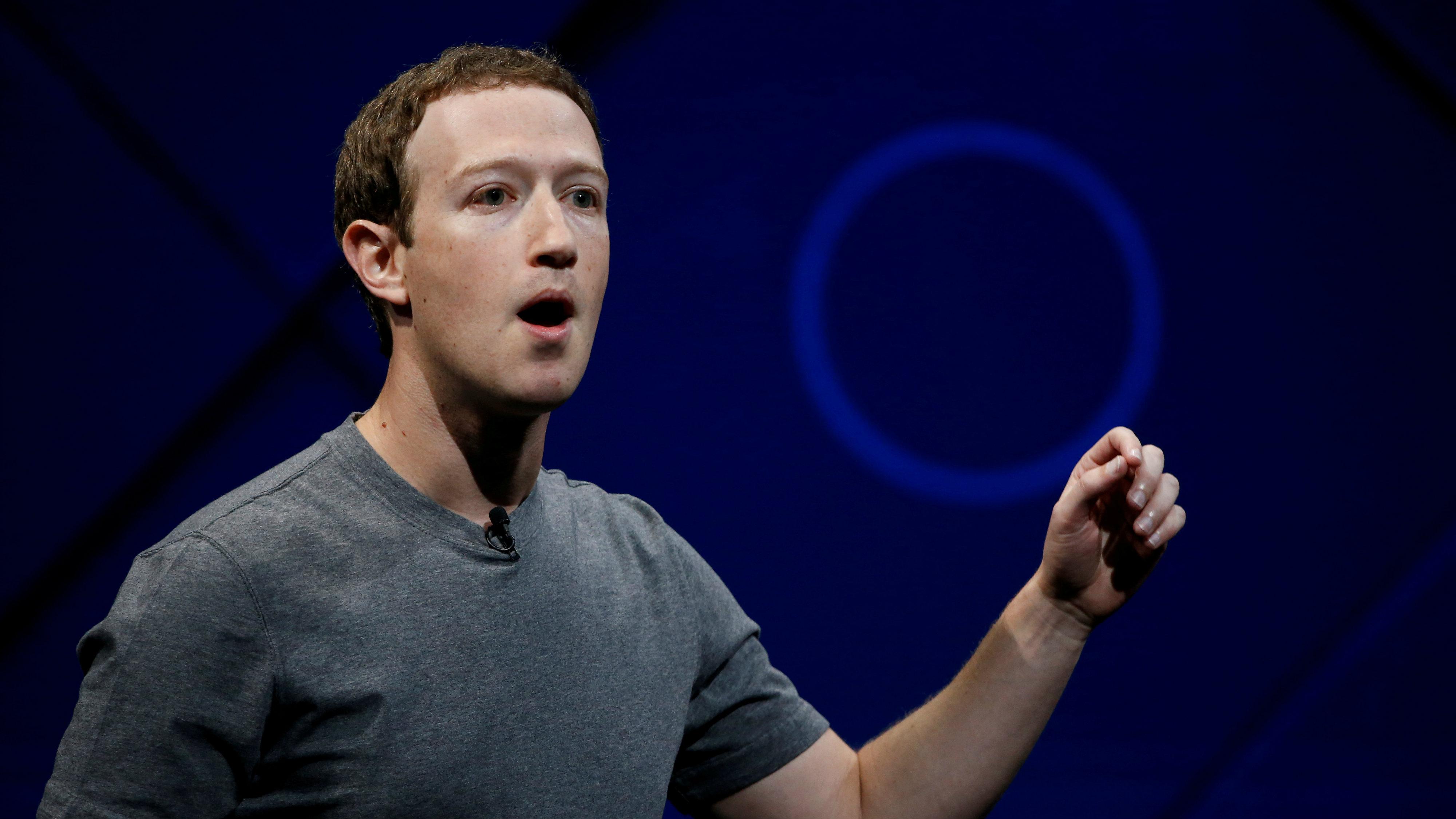 Mark Zuckerberg responds to Cambridge Analytica scandal