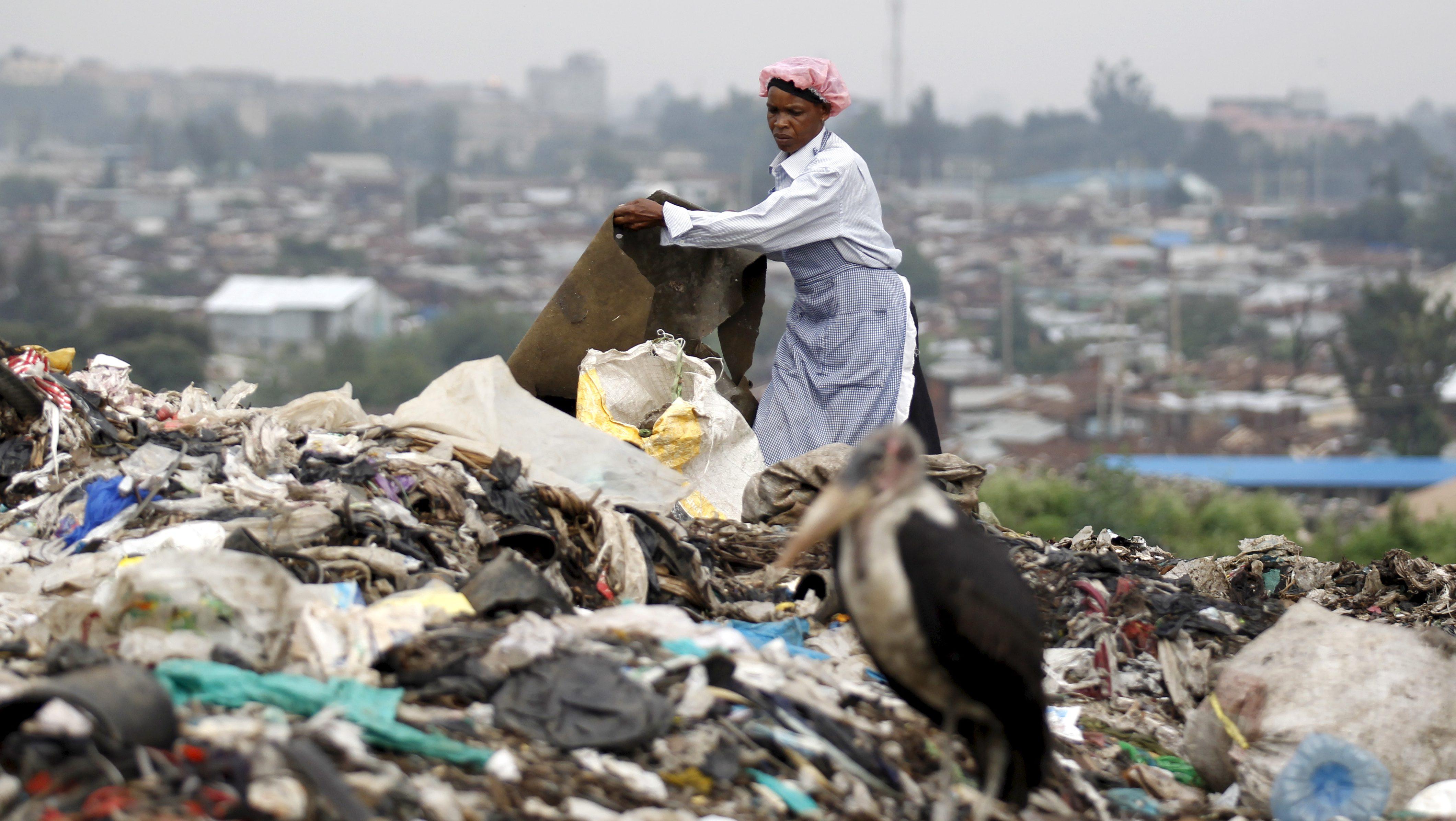 How Nairobi, Kenya fixes its waste management problem
