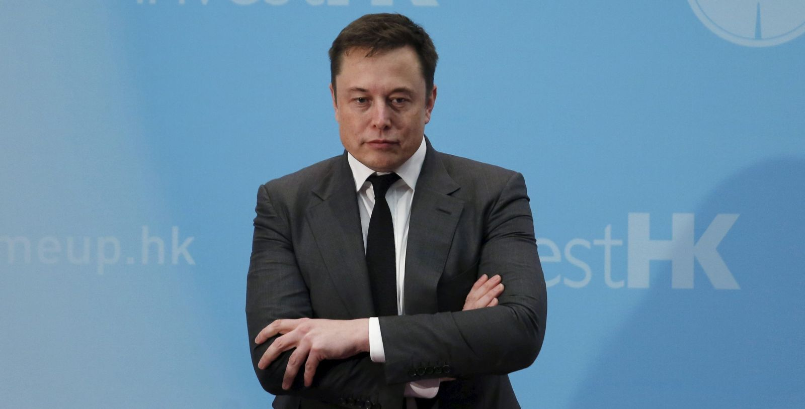 Tesla Chief Executive Elon Musk at a forum on startups in Hong Kong, China January 26, 2016.