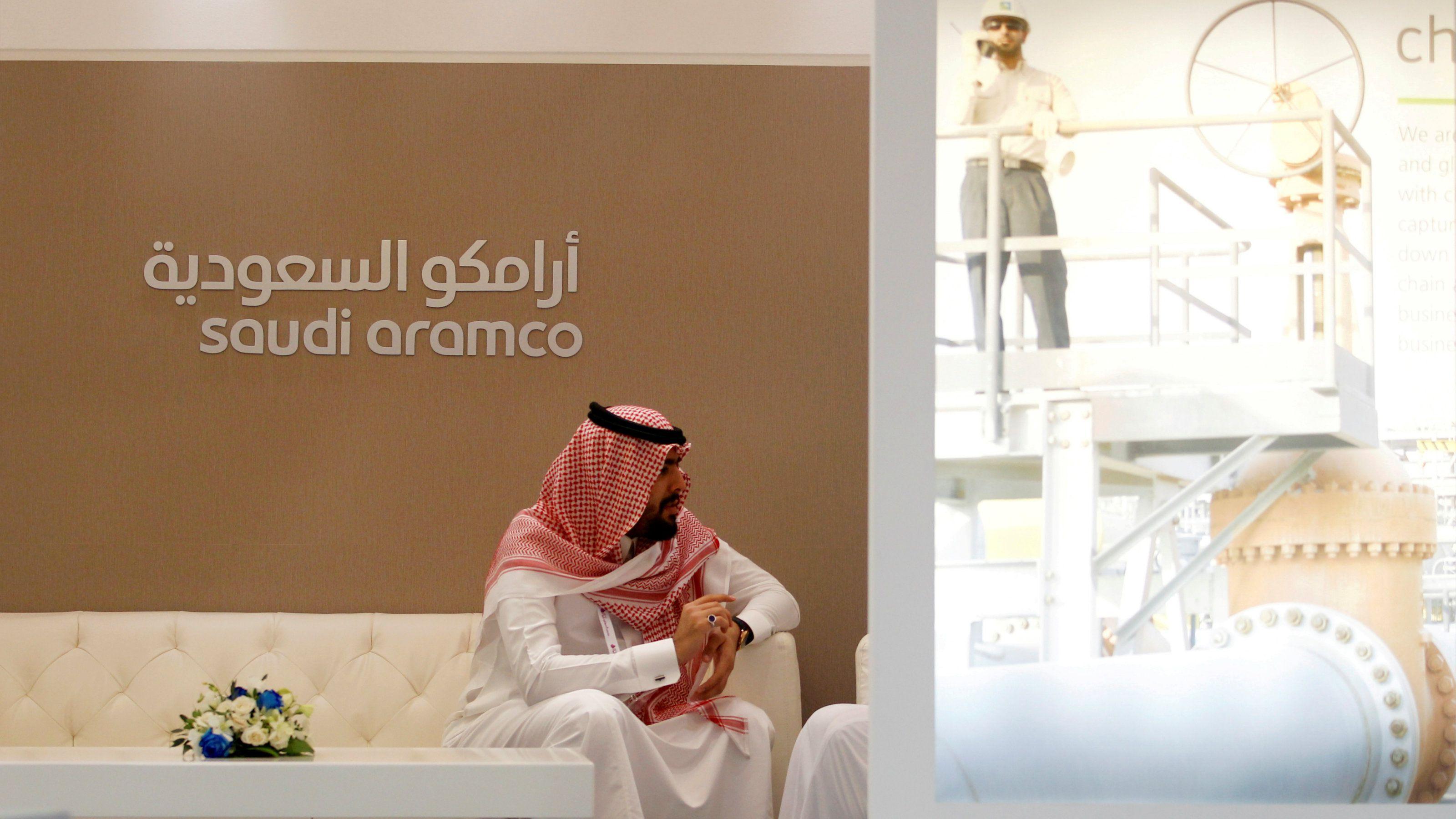 Saudi Aramco office