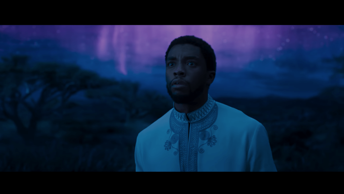 "A torture for the eyes"": Chinese moviegoers think Black Panther is too black  — Quartz"