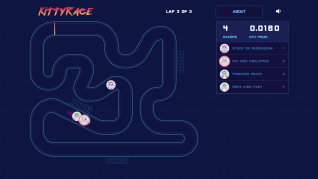 KittyRace screenshot