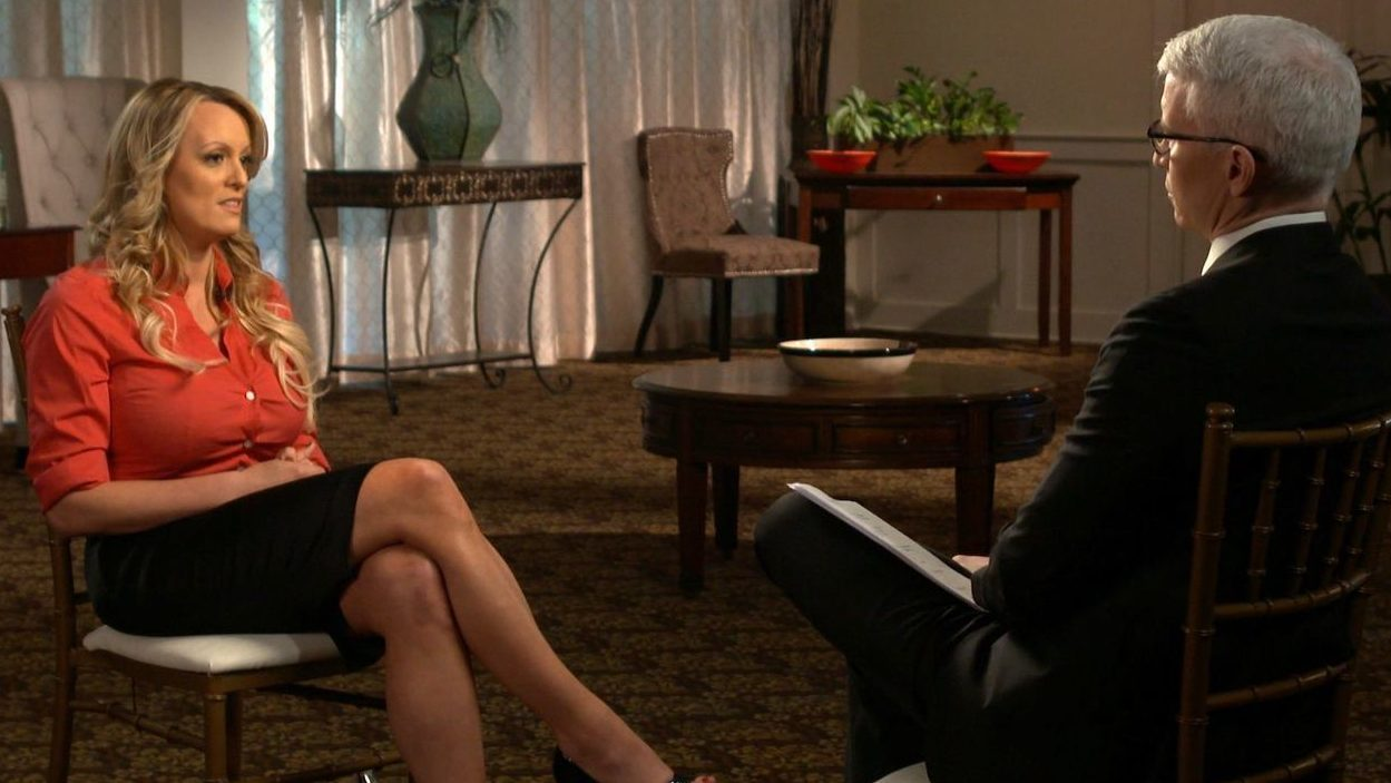 Stormy Daniels 60 Minutes Anderson Cooper