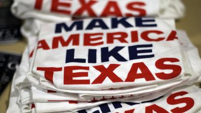 Campaign T-shirts Texas primary