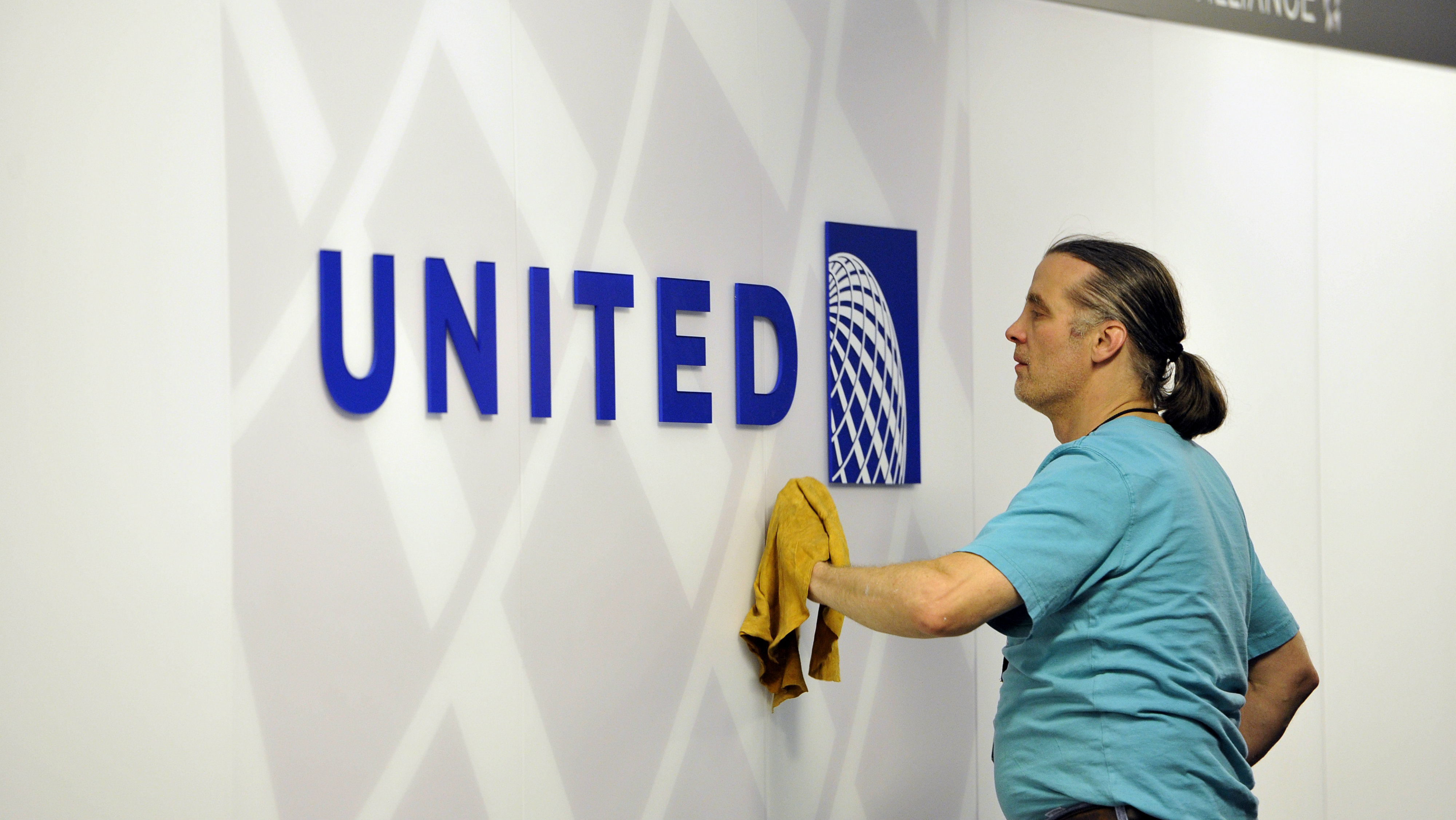 United Airlines image
