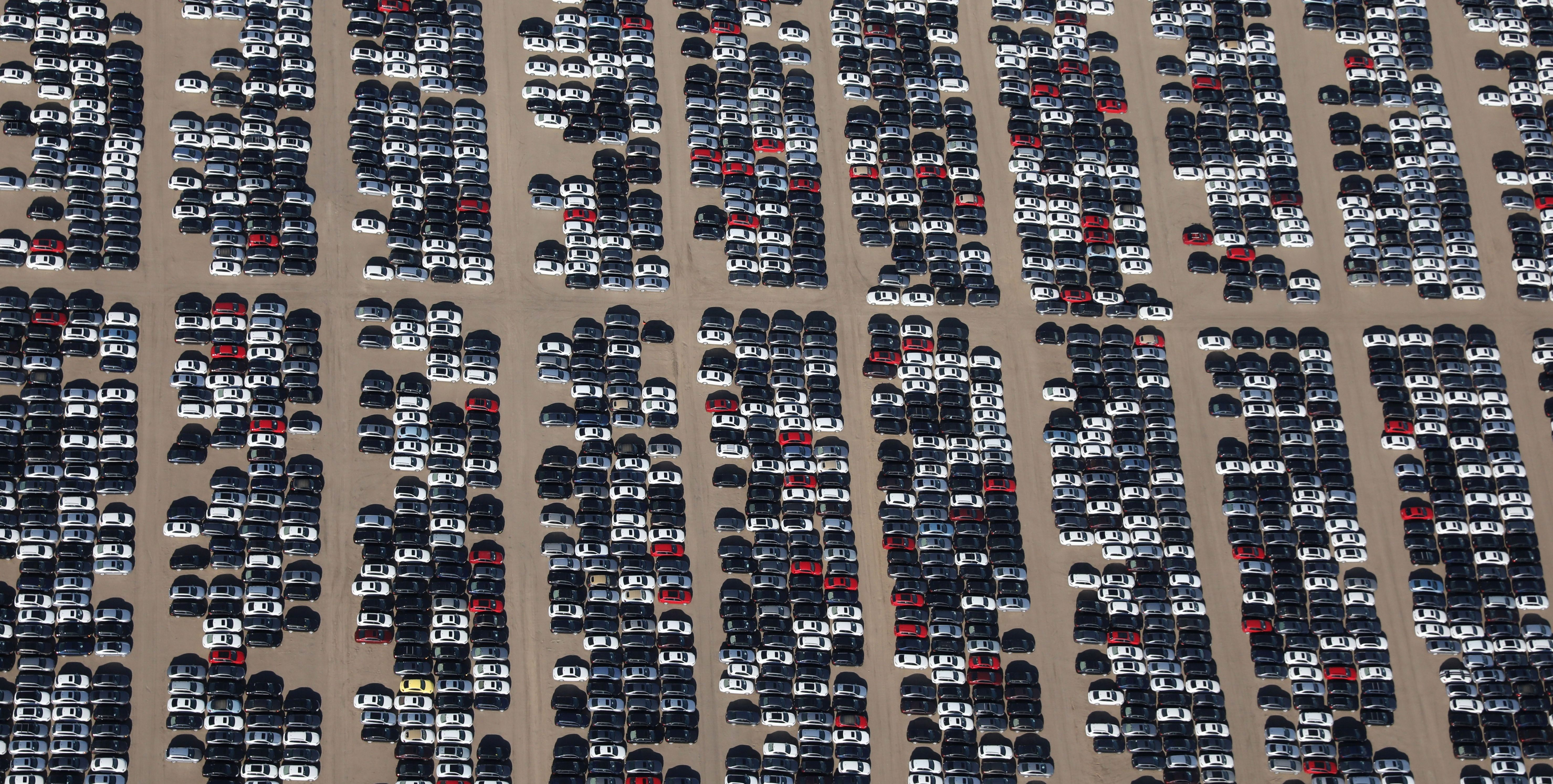 Volkswagen Tdi Buyback >> Volkswagen buyback: Volkswagen has bought back thousands cars. Here's what that looks like — Quartz