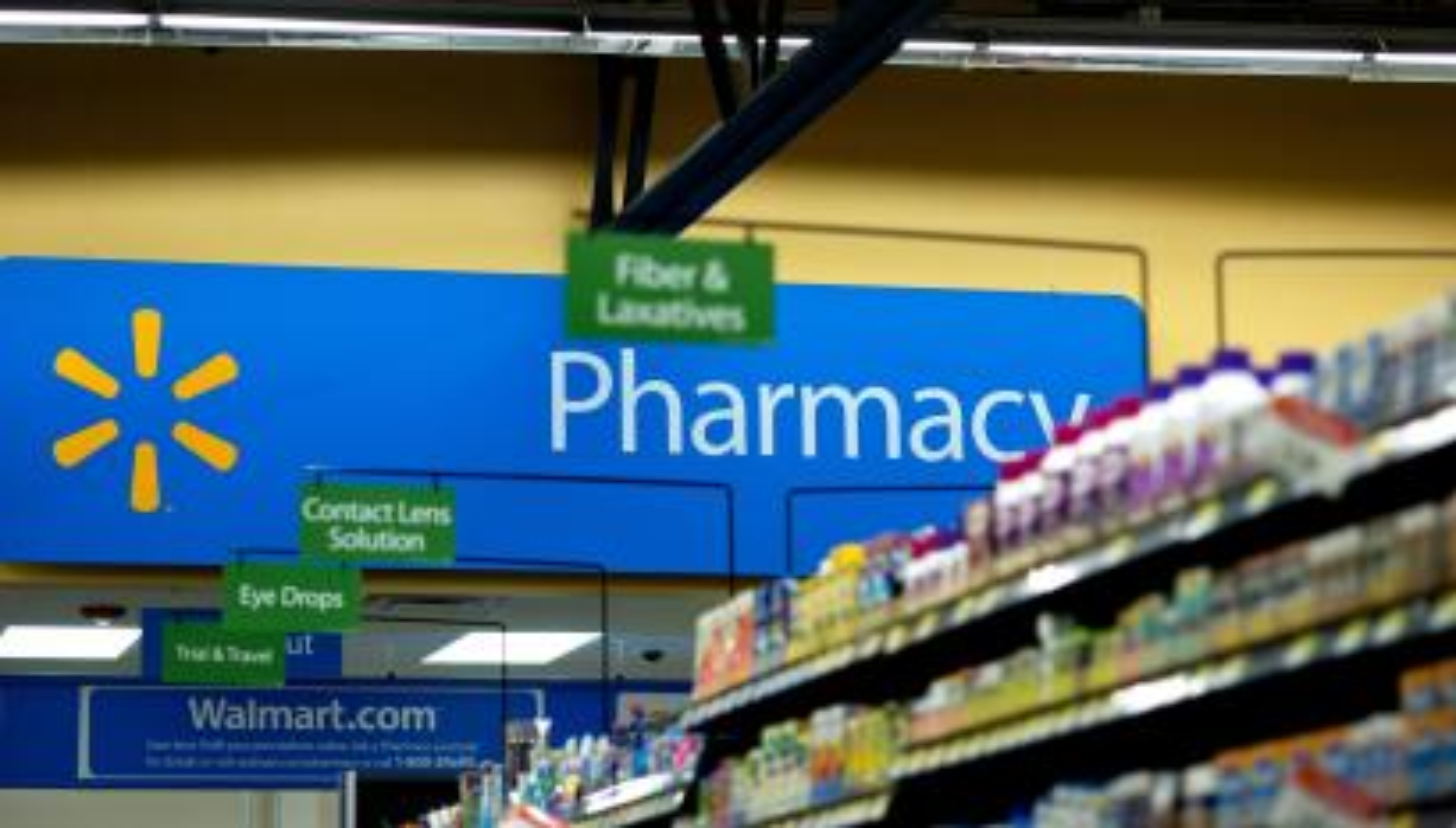 Humana Health Insurance >> Walmart Reportedly Wants To Buy Health Insurance Giant