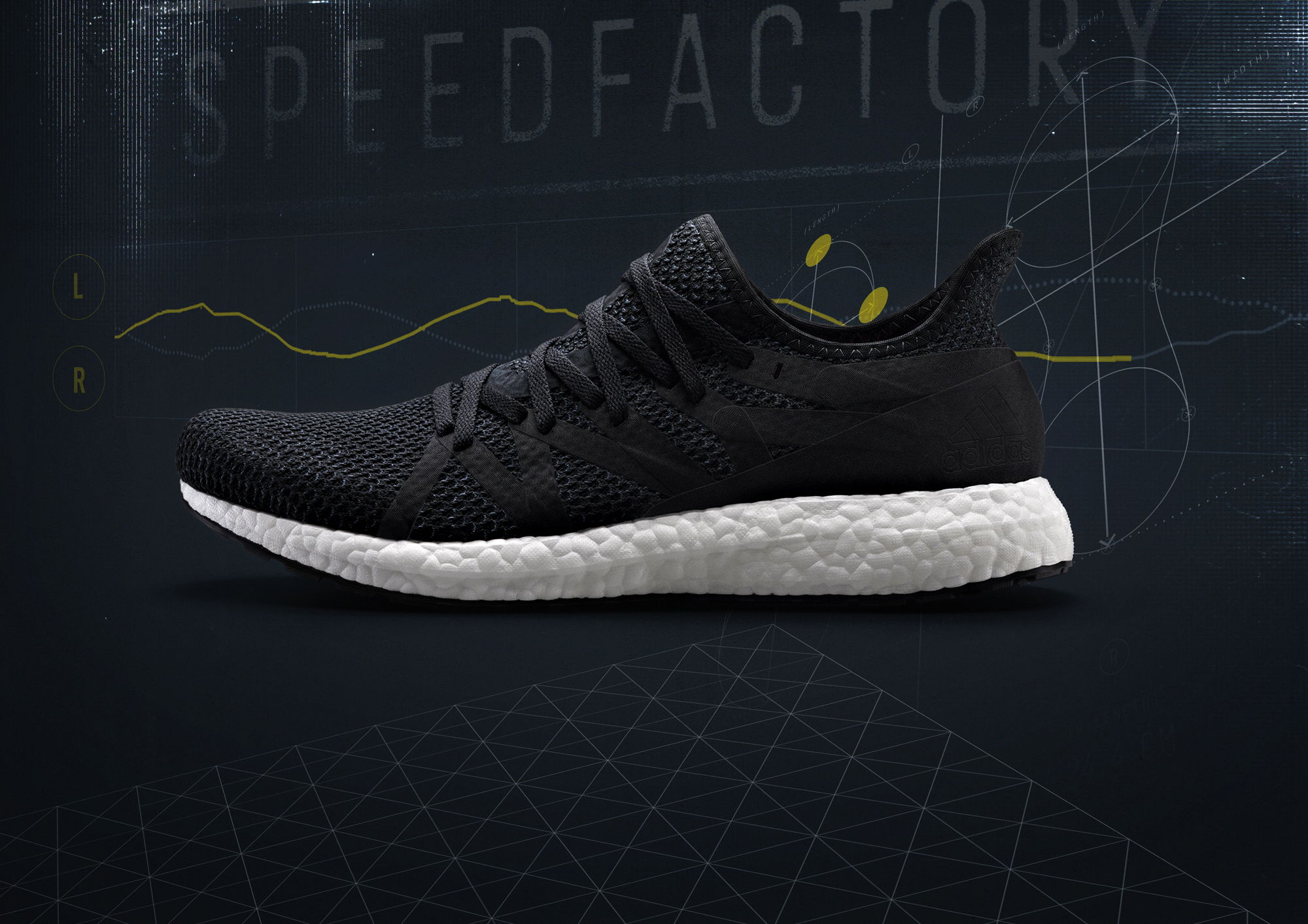 Adidas  Speedfactory Lab Experience shows how it might mass-produce ... 5f80b26bb5