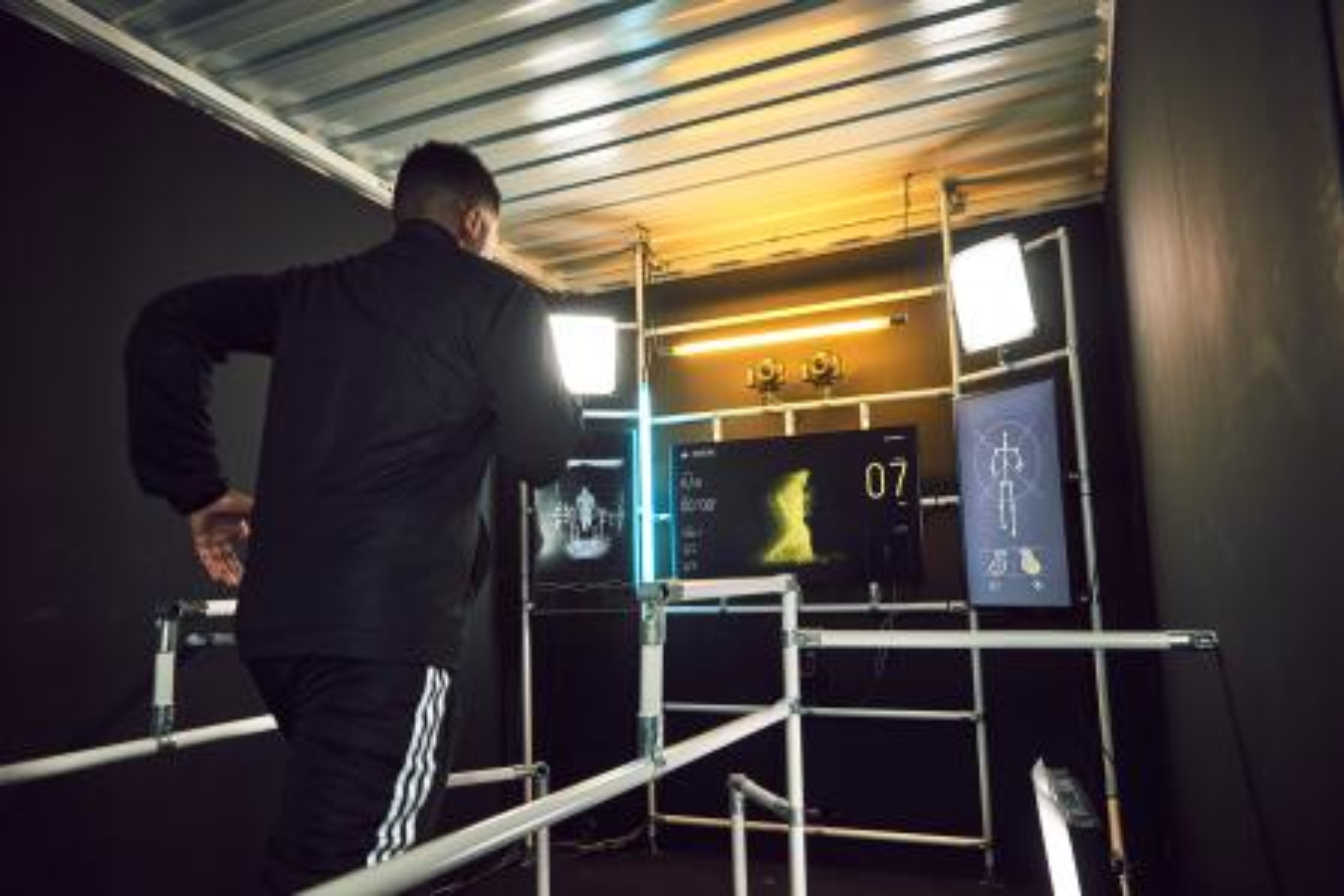 Adidas Speedfactory Lab Experience