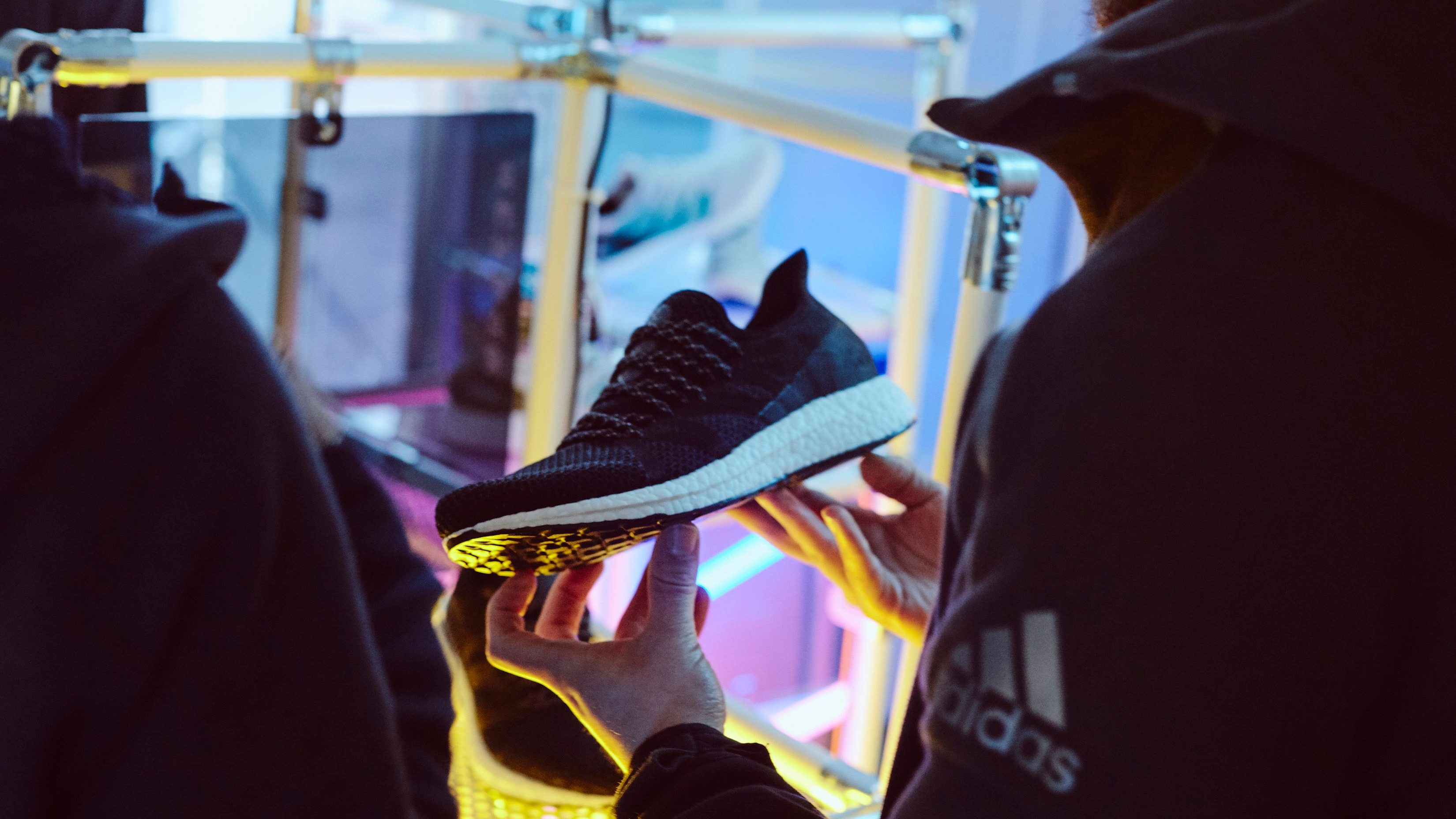 Adidas is testing how to mass-produce custom shoes like those it makes for  elite athletes d7f676c334