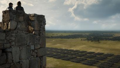 Game of Thrones' longest battle shoot took 55 days to complete