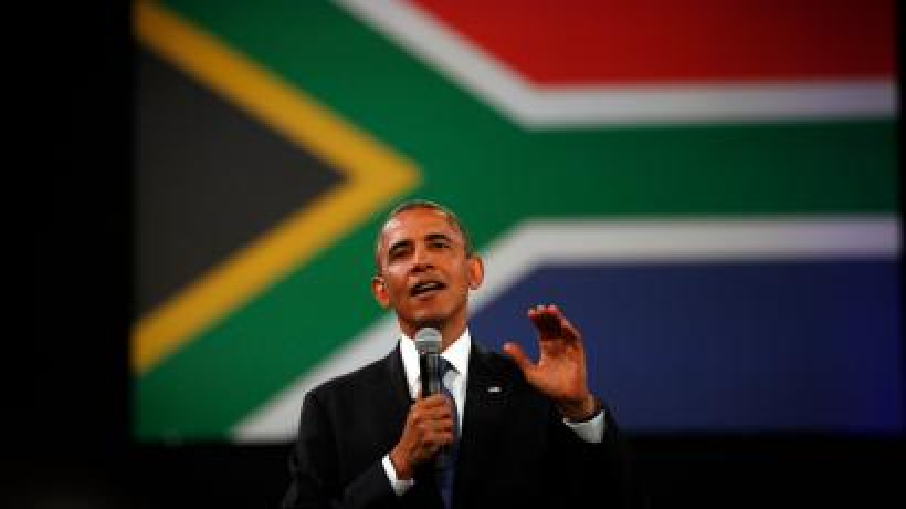 Nelson Mandela lecture: Barack Obama to deliver 2018 lecture in Johannesburg