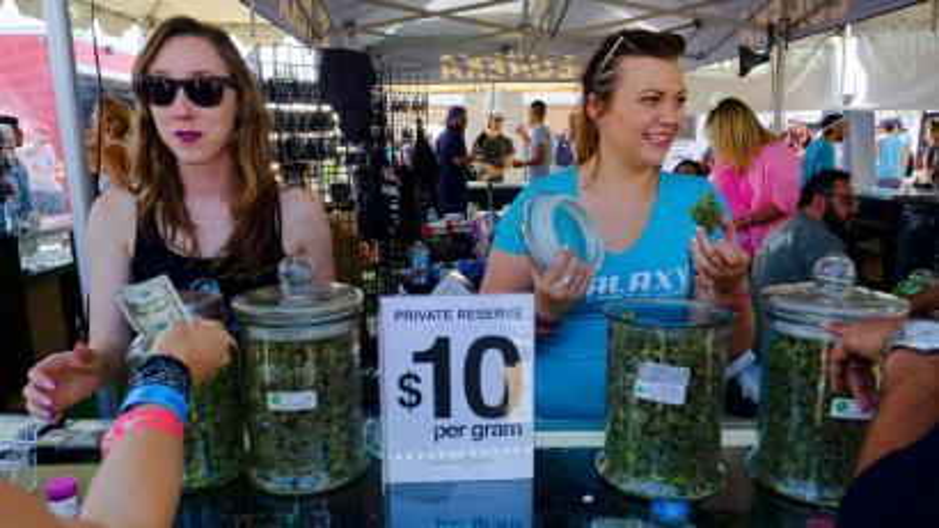 420 Day: High Times' Cannabis Cup was denied a cannabis