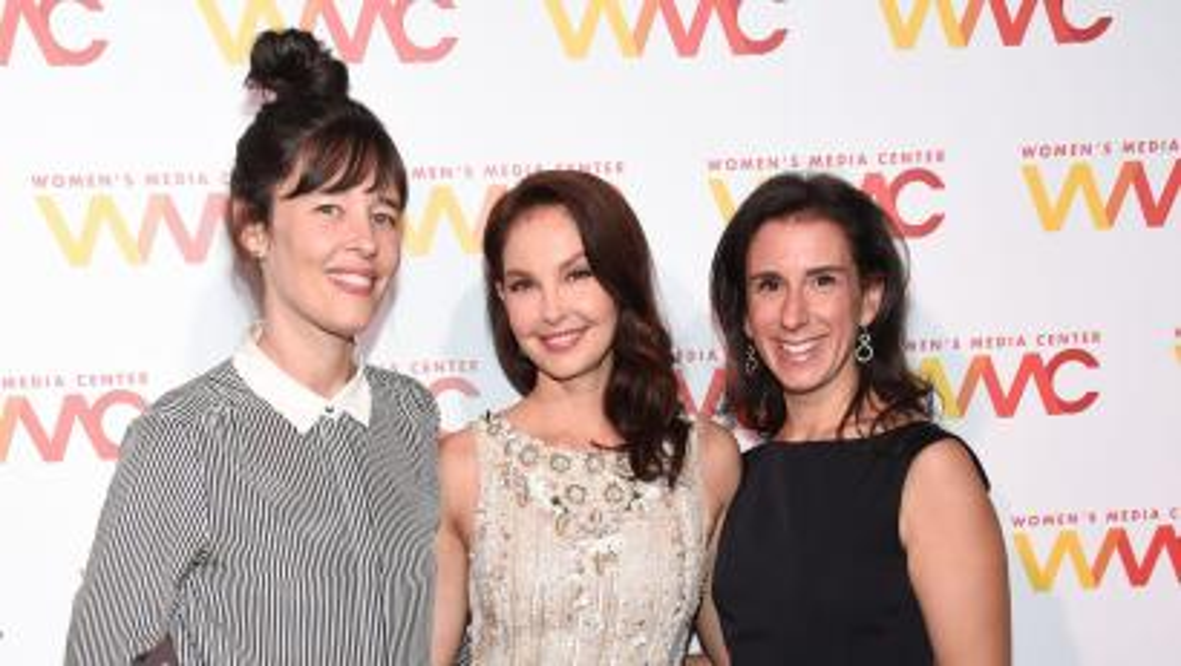 Megan Twohey, Ashley Judd, Jodi Kantor