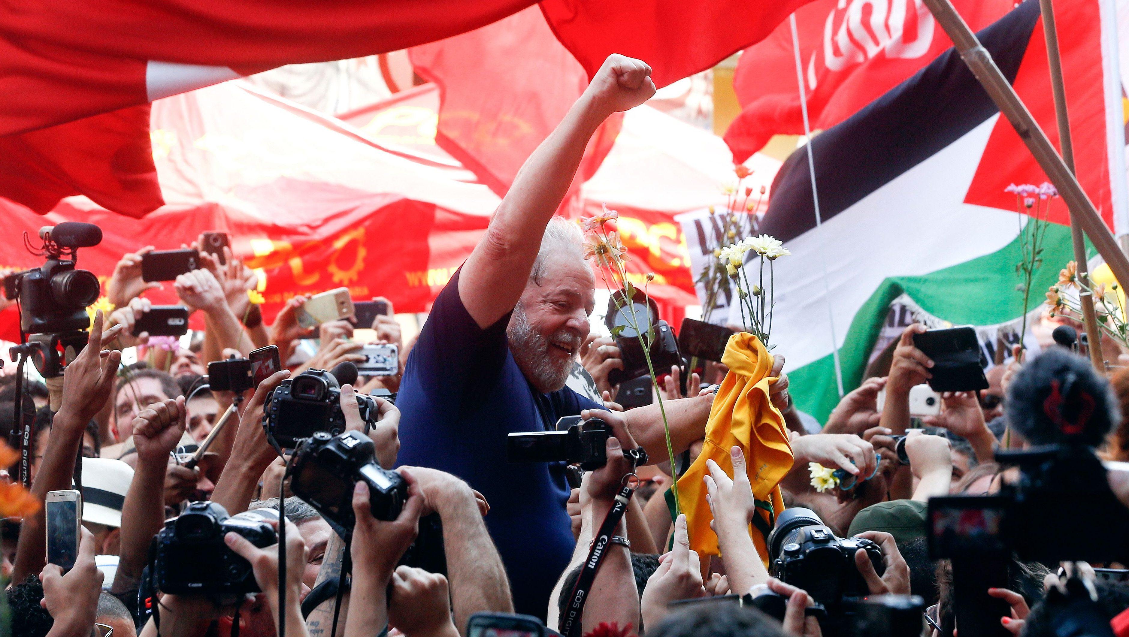 Brazil Lula Da Silva