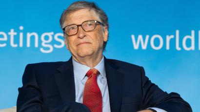 Trump Meets With Vaccine Skeptic >> Bill Gates Has A Strategy For Getting Donald Trump Excited About
