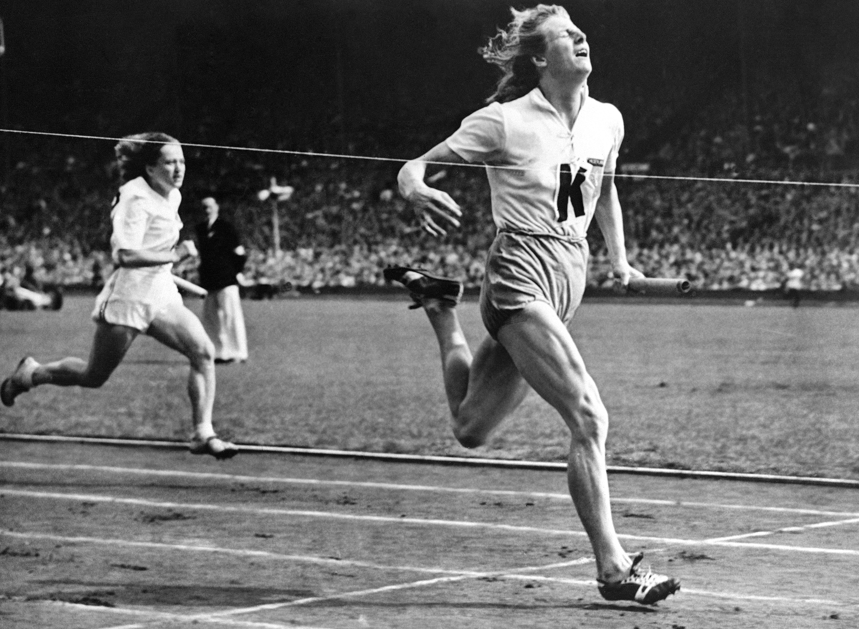 'Athlete of the Century' Fanny Blankers-Koen honored with Google Doodle