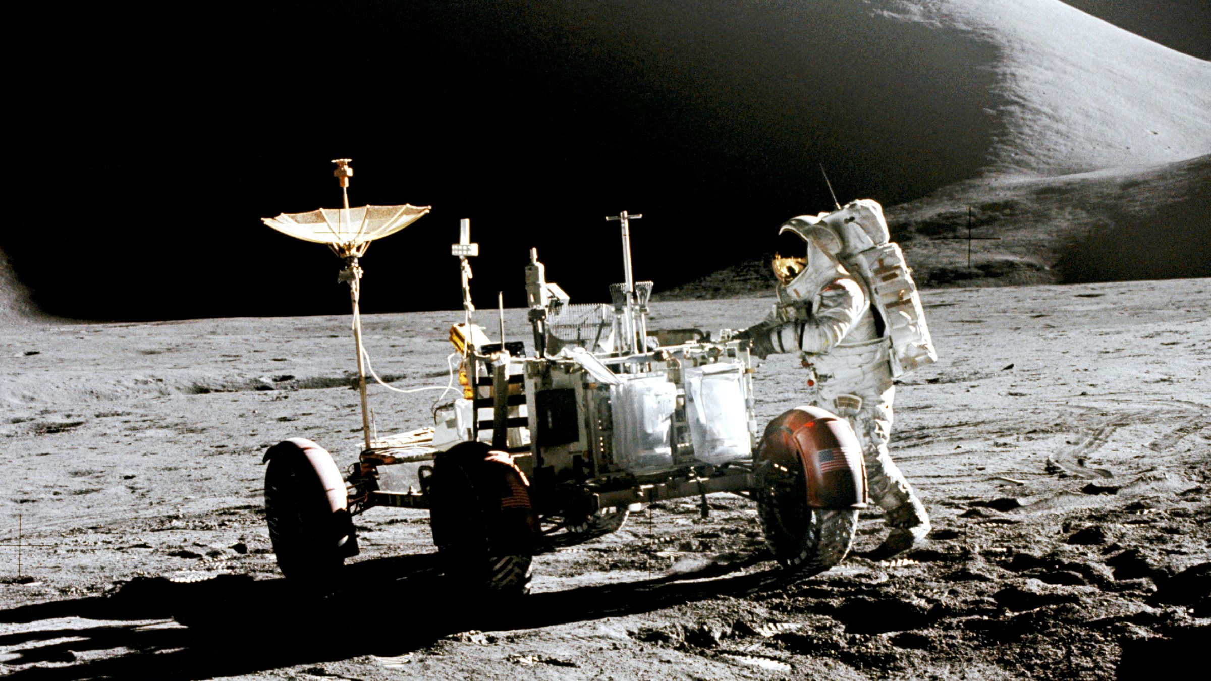 NASA Moon Richer In Metals Than Previously Thought Buzz-on-moon