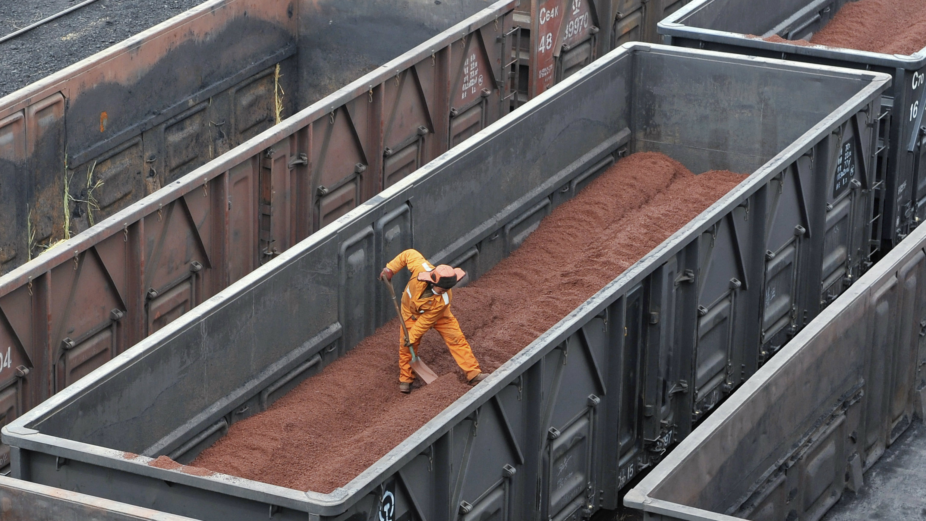 c china iron ore RTR2BXBD Sheng Li